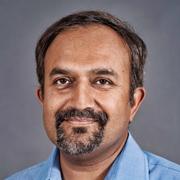 Ananth Dodabalapur Portrait