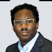Deji Akinwande Portrait