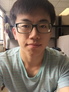 Facial photo of TianHao Yang